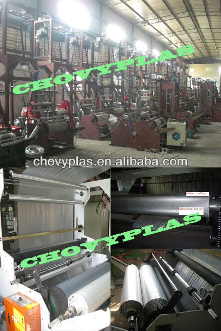 CHOVYPLAS blow moulding machine