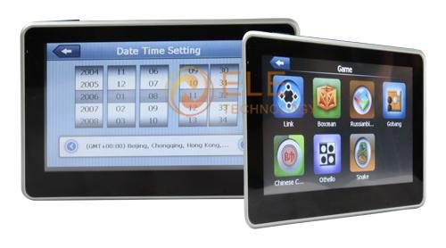4.3 inch Car gps navigation with 4GB New Map Card 0.jpg