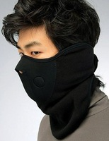Free shipping 2012 hot sale full face ski mask protectivied neck warmer