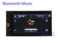 Автомобильный DVD плеер Universal 2 Din Car DVD with Radio Bluetooth iPod ATV USB SD