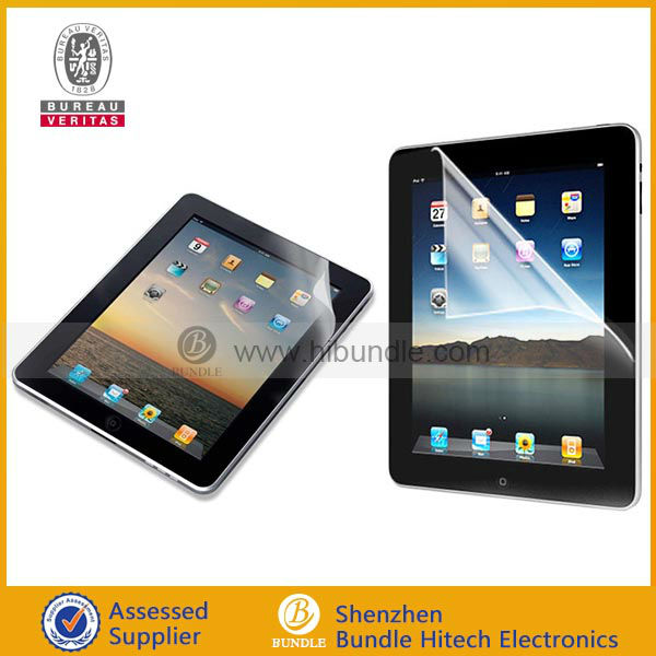 2013 New arrival Privacy screen protector for ipad mini, for ipad mini screen protector