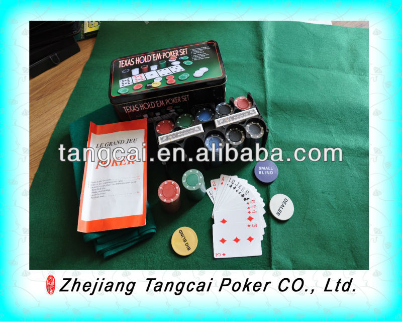 Club Special Poker Chip Set