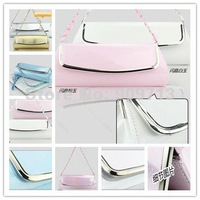 Детали и Аксессуары для сумок Special offer! bride banquet dinner handbags beauties polyester shoulderbags hard PU leather dig pocket chain bags DHL ship
