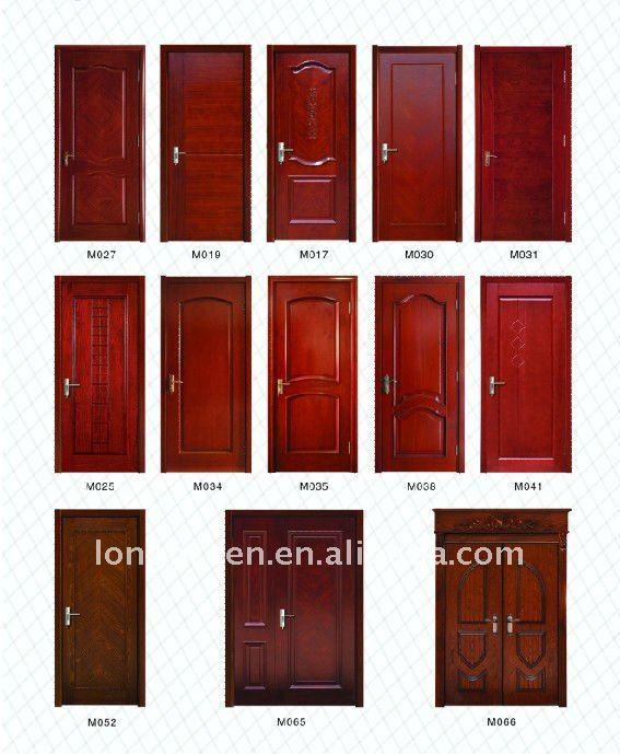 fashional intrieur verre de porte en bois conception l014 - Modele Porte Chambre