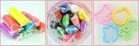 Краски, Пластилин BACK BUY 12colours /silly putty BB158