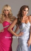 Платье на студенческий бал ElyseDress Ruched HS017