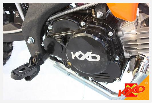 gas powered 50cc four stroke mini dirt bike for kids