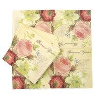 Бумажные салфетки color napkins