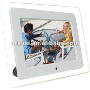 7 inch frame photo digital + music inch