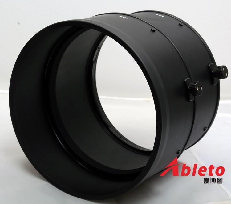 Бленд для фотокамеры Ableto hk/33 NIKON Nikkor af/s 400mm f /2.8 G ED VR af/s400 f2.8 AHK-33