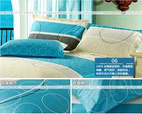 Free shipping, home textile bedding 100% cotton stripe plaid printed pillow case,cartoon print pillowcase,pillow cover animal