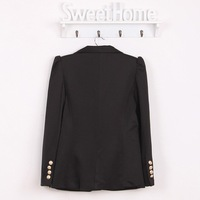Женский костюм ZA*A style High Shoulder Woman linen Suits Blazer Foldable sleeves coat SX8535
