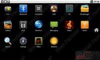 Автомобильный компьютер Well partner Android gps\TV\RDS\ MAZDA 6
