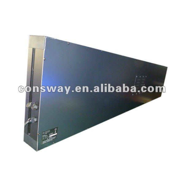 P10 outdoor wireless programmable led sign with 4 lines and RGY color, waterproof and multi-language