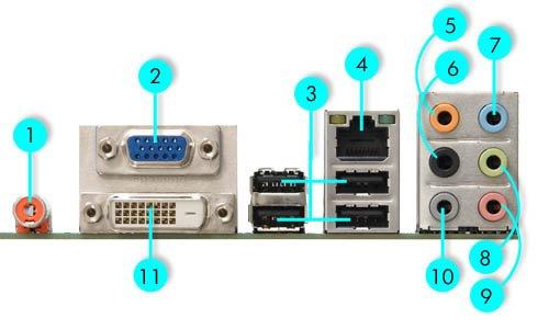 For HP Motherboard 620887-001 For HP desktop mainboard H-Alvorix-RS880-uATX (Alvorix) P6640F AMD system board socket AM2 DDR2