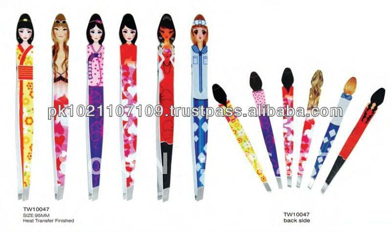 Anti-Static Tweezer/eyebrow- tweezer Tweezers/ Eyelash Extension Tweezers