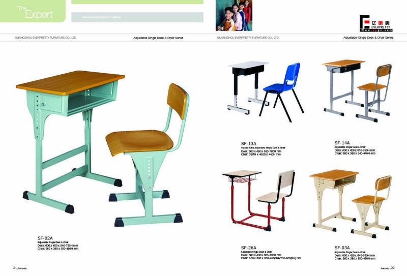 möbelbau schulen, holz tische stühle, höhenverstellbare tischbeine,