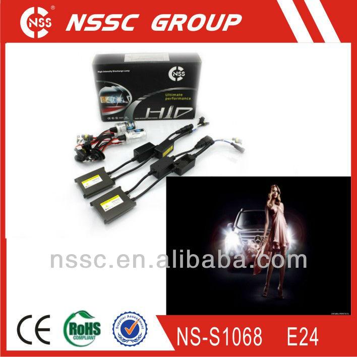 Universal application 35w 55w canbus slim ac hid xenon headlight Emark two years warranty