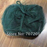 Рыболовная сеть 10pcs Fishing Collapsible Trap Cast Keep Nets Cage Crab fish Shrimp Lobster Crawfish Fishing Net