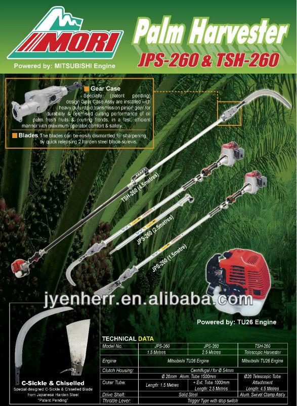 2013 Brand New Telescopic Palm Harvester