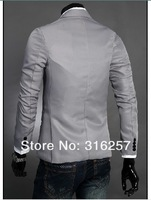 New arrivel Men's Single button cultivate one's morality fashion suits x99