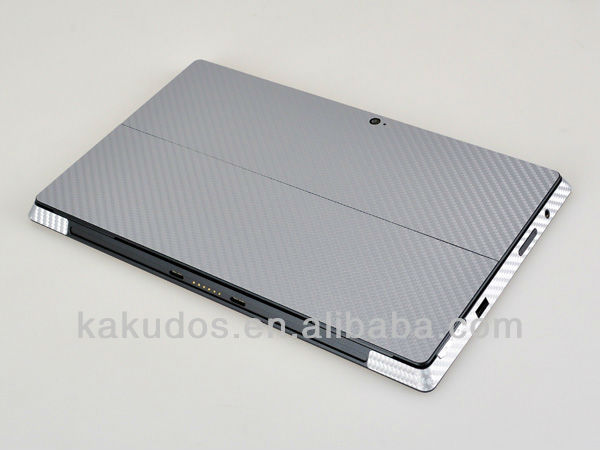 Carbon Fiber Full Body Skin Sticker for Microsoft Surface Pro 3