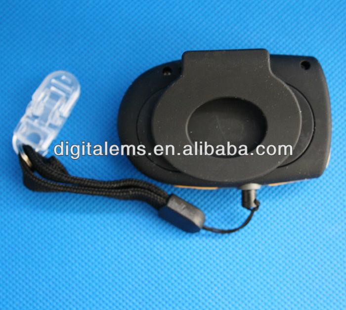 G sensor pedometer manual