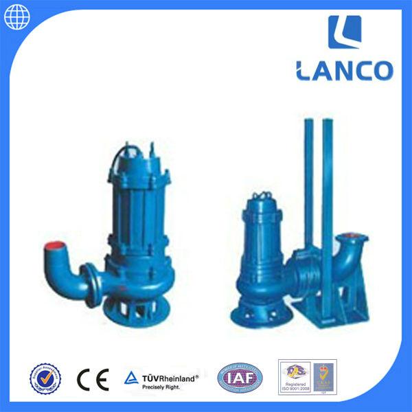 WQ/QW Non-clogging Centrifugal Submersible Pump