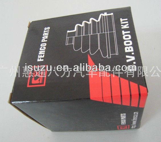 rubber boot kit for Isuzu