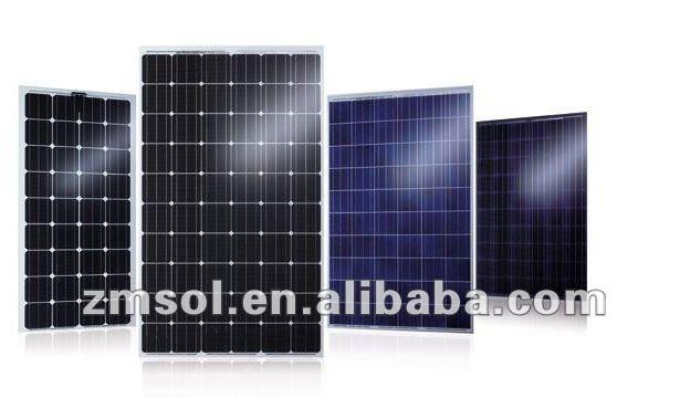 1Hot sale 100W poly solar panel 12v