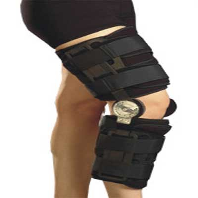 Fixed Knee Brace Facture
