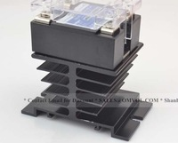 SSR solid state relay heat sink 50*80*50 , suitable for 10A - 40A SSR
