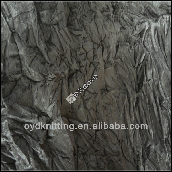 100% polyester crushed velvet fabric for sofa,upholstery