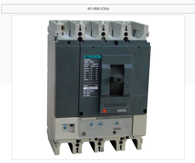 CB approval Schneider NS Moulded Case Circuit Breaker/MCCB MCB