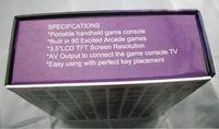 Портативная игровая консоль SS/600 3.5 16 25000 1 25000