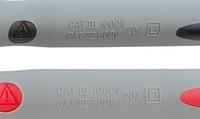 Запчасти и Аксессуары для инструментов 2pairs 4pcs 1KV 20A Test Leads probe Universal Clamp Multi Meter New
