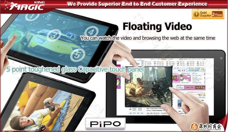 PiPO brand china tab pc