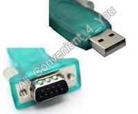 USB адаптер rs232 кабель серийный 9 контактный db9 адаптер rs-232