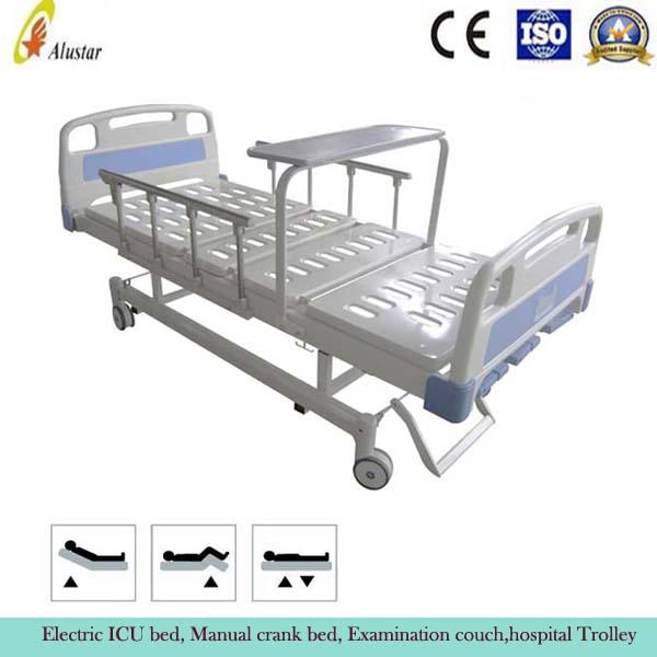 Manual Lumbar Manual Lumbar Traction Bed Gap