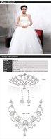 versandkostenfrei режим perlenkette страз ohrringe prinzessin крона und тиара heißer verkauf silber-vernickelt hochzeit чмо наборы