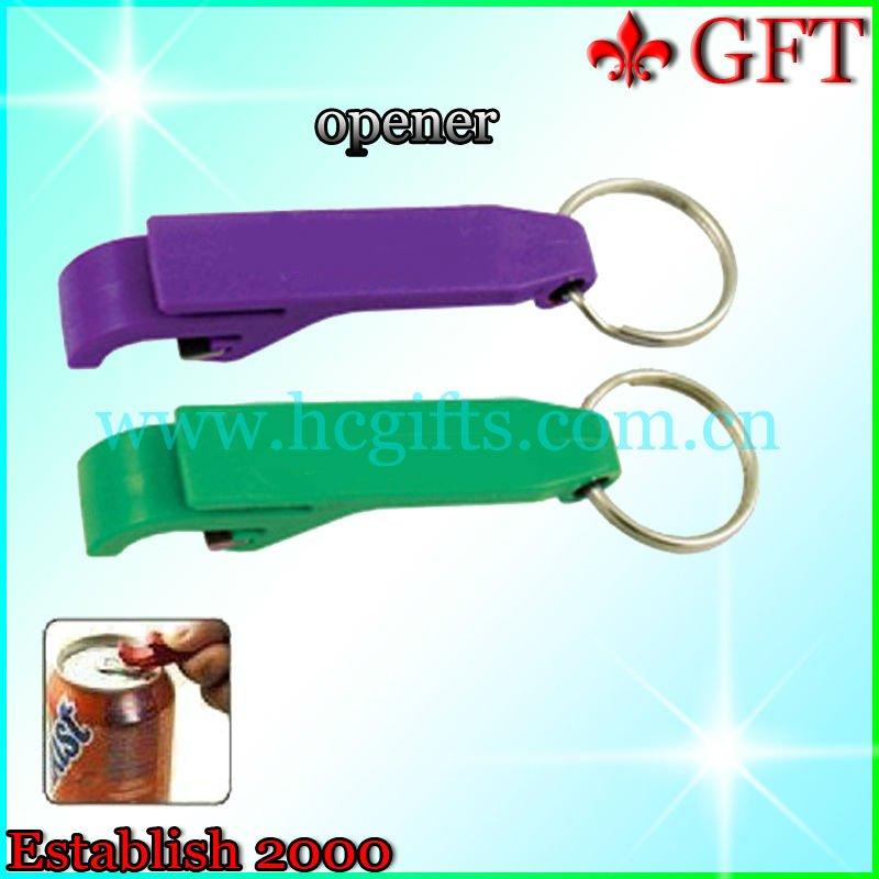 Wholesale Metal Bottle Opener Keychain GFT-H066