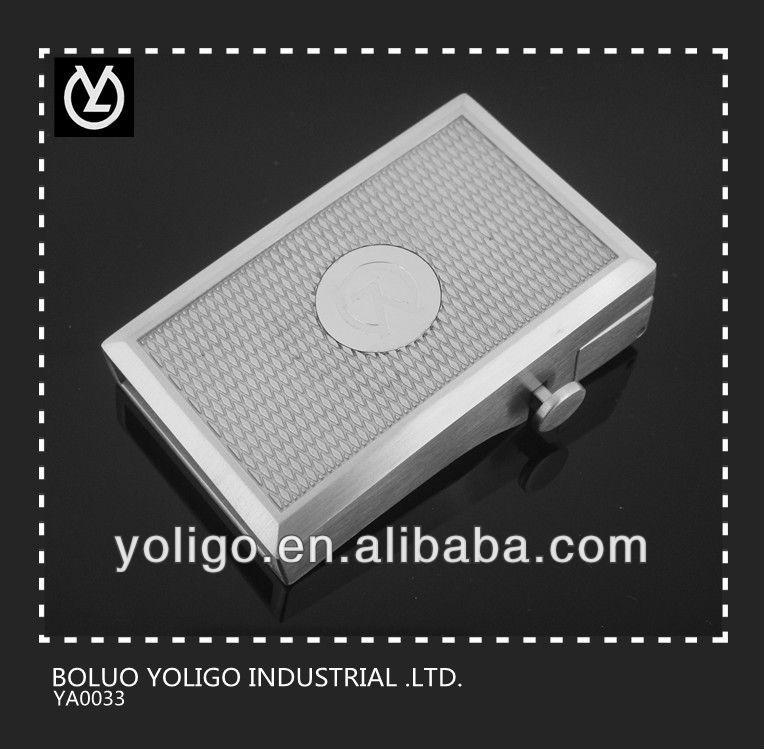 Rose Gold High Polished Types Of Belt Buckles Wholesaler