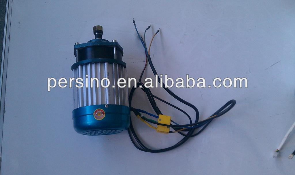 60v 1200w brushless dc motor for electro-tricycle