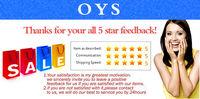 Потребительские товары OYS , F2559