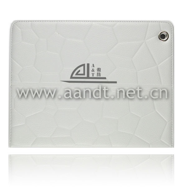 Football Pattern New coming Pu case for ipad 4