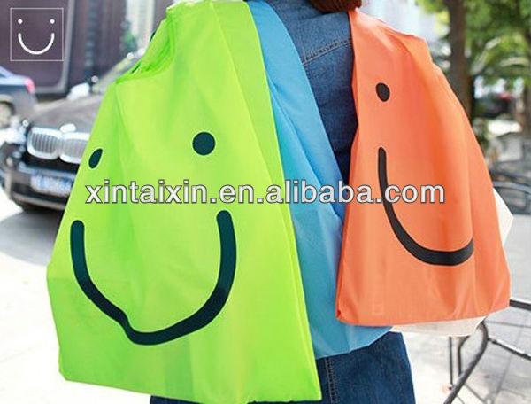 2013 new foldable nylon mesh bags