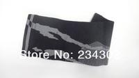 Высококачественные эластичные трикотажные жаккардовые сжатия поддержка лодыжки совместных футбол лодыжки pad лодыжки скобка гвардии спорта