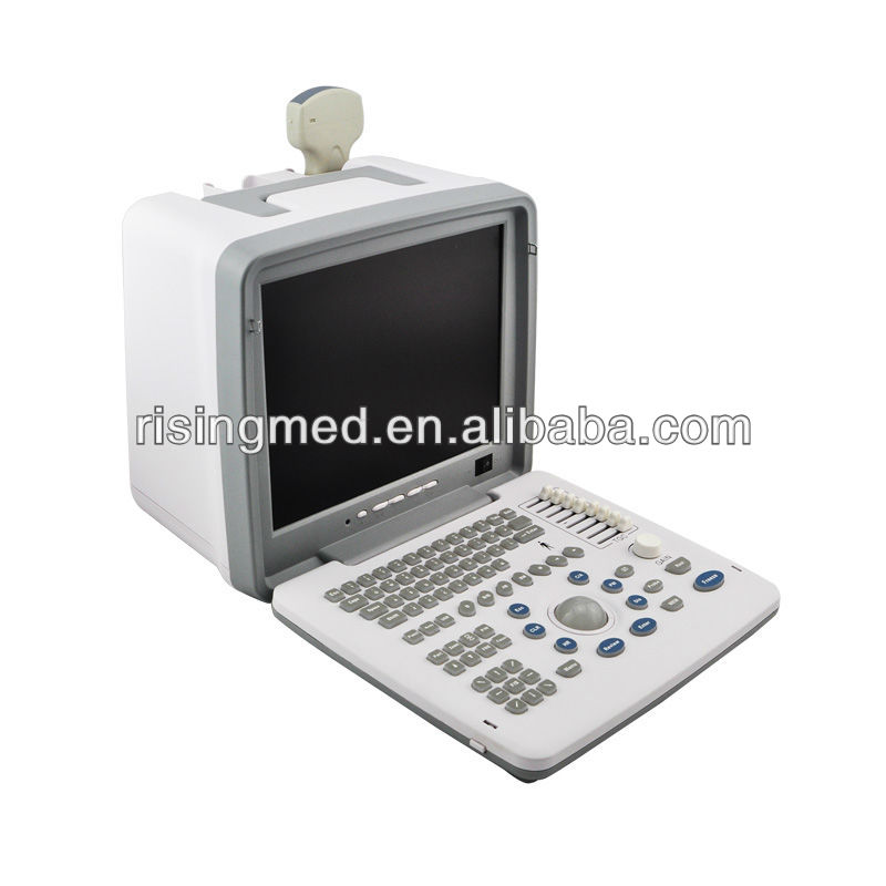 CE&ISO Approved 3D/4D Full Digital Portable Ultrasound machine/Scanner ...