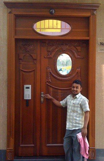 solid wood carved exterior door dj s290 view door daji