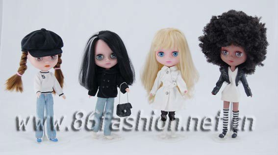 lovely fashion blythe doll manufacturer,OEM factory